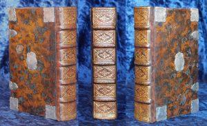 Repaired book Sussex Book Restoration