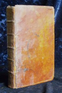 leather spine rebacking