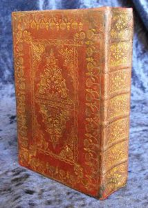 Cambridge Bible5 sussex brighton Hove Lewes Eastbourne Worthing Seaford bookbinder bookbinding bible book repair restorer restoration