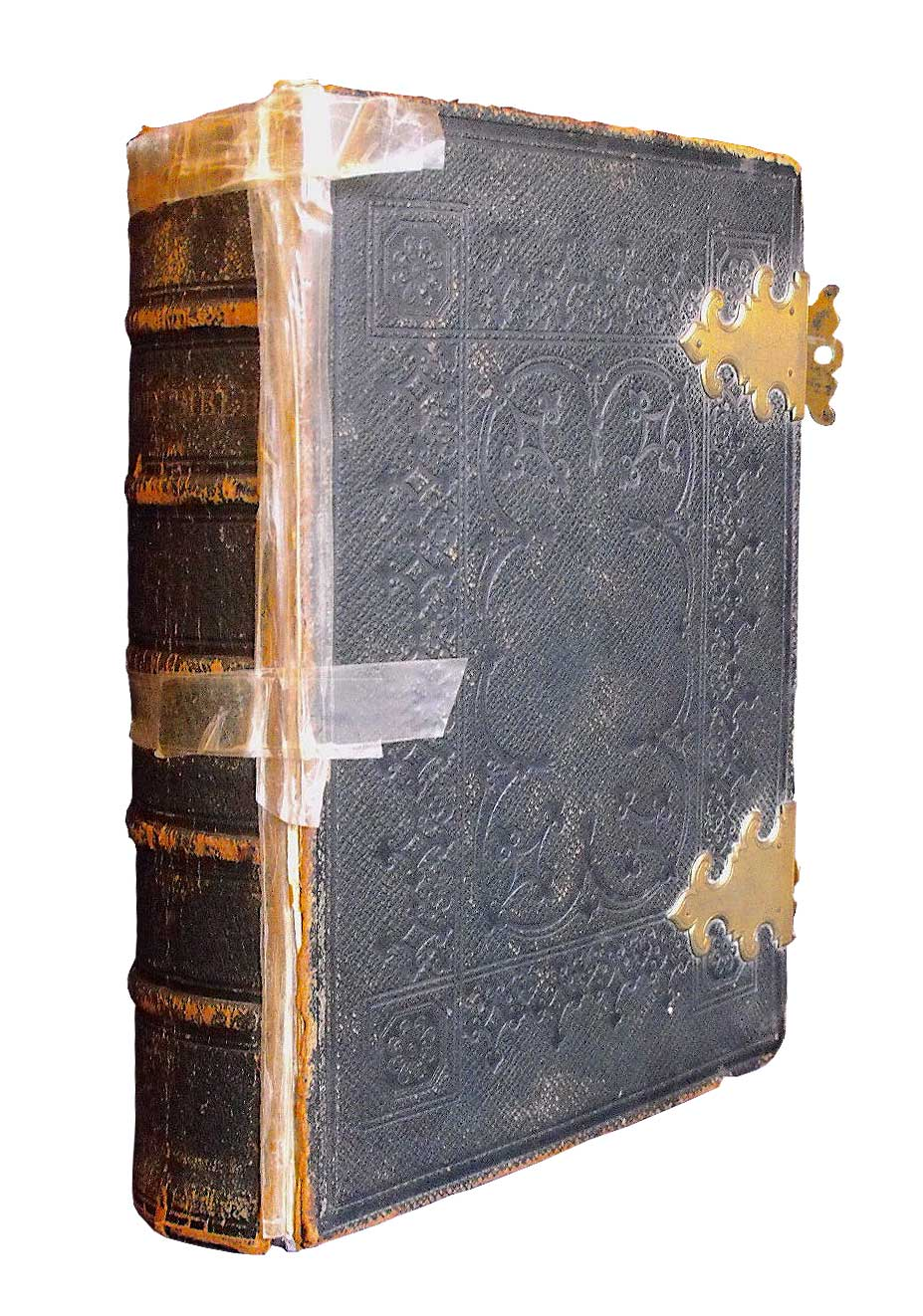 Damaged Bible common problems - Bible Repair Sussex Book Resoration